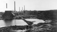 Ew berggeist gesamtansicht   1905   slg fhw   historisches konzernarchiv rwe