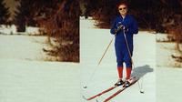 Kardinal lehmann auf ski