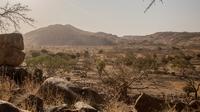 Alshabako landscape