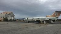 Flughafen ruinen