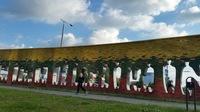 Denkmal menschenkette