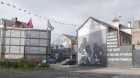 Mural paramilitary