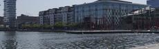 Dublin docks