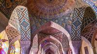 Moschee shiraz fb