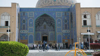 Dem esfahan lofollah moschee