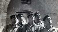 2   1967 zion gate after the 6 day war neu