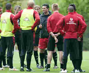 Alois Schwarz übernimmt das Training