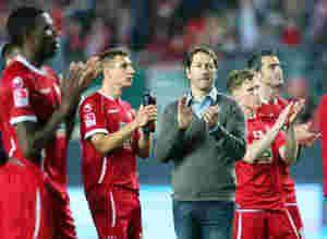 Franko Foda verliert die Relegation gegen Hoffenheim
