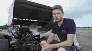 Bei der Formula Student gehören Defekte dazu. Und gute Mechaniker.