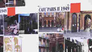 Moodboard Café Paris